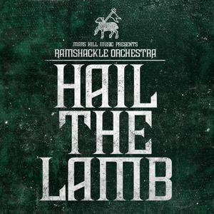 Ramshackle Orchestra's EP for Mars Hill Music.