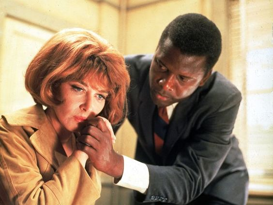1967 - 'In the Heat of the Night' | Lee Grant and Sidney Poitier star in this drama about a murder in a racist Southern town.