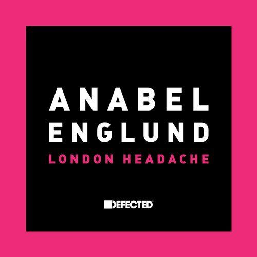 Anabel Englund – London Headache (single cover art)