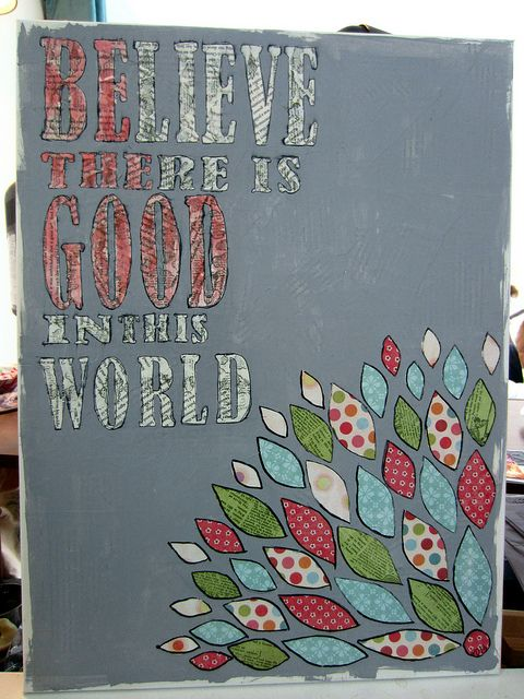 be the good by Lafter22, via Flickr