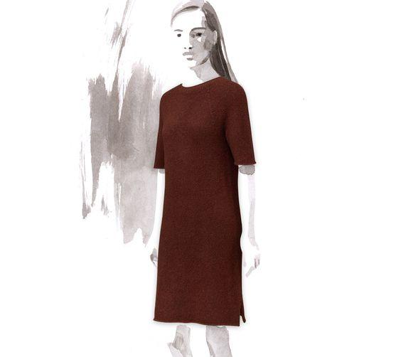 PrÊt A Porter Hermès Robe Courte Jersey - Robes - Femme | Hermès, Site Officiel
