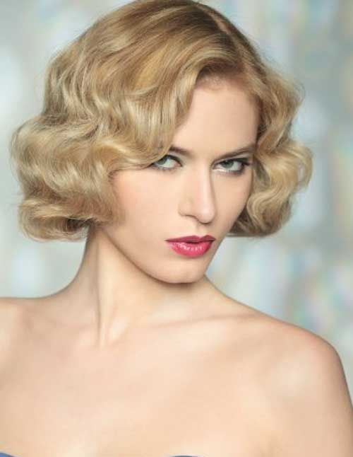35 New Short Curly Hairstyles | Short Hairstyles 2014 | Most Popular Short Hairstyles for 2014