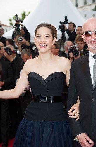 Marion Cotillard  #Cannes2012 : tout le festival en images