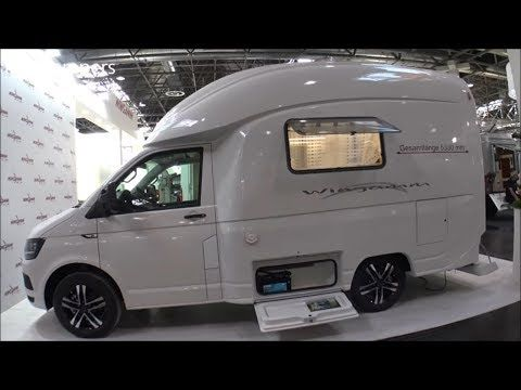 Small Camper Wingamm Micros Vw T6 150hp Camper 2020 Youtube Small Campers Micro Camper Small Motorhomes
