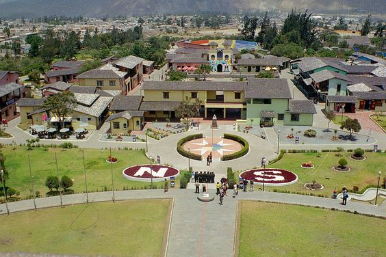 Ecuador,The Equator