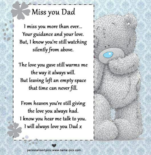 Imágenes De Quotes For Missing Dad Who Passed Away