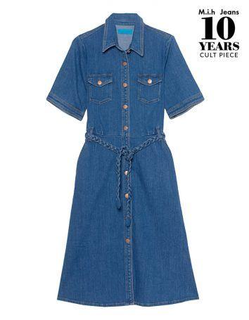 M.i.h JEANS Dress 79 Blue