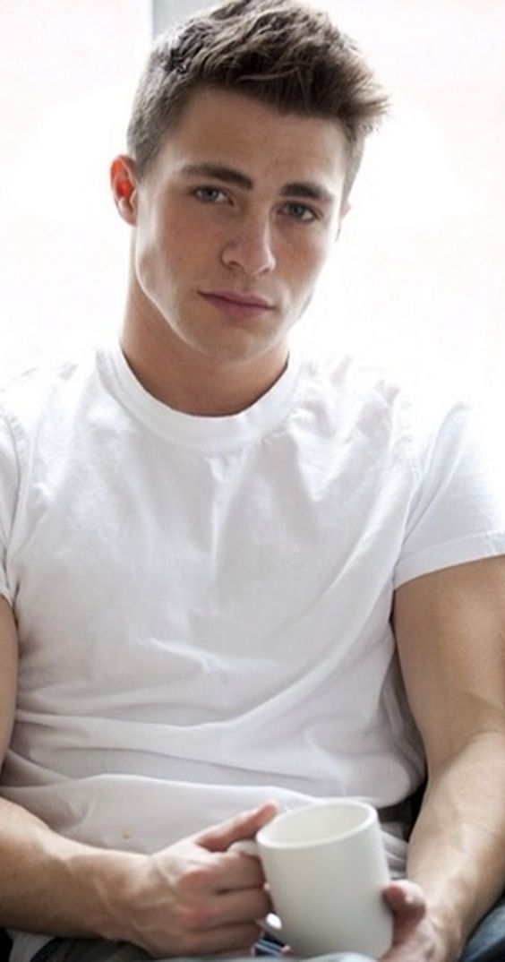 (FC Colton Haynes) Names Anders. I can be a nice guy but I'm also a bit of a troublemaker and I have a habit of stealing things, mainly pick pocketing. I'm also good at hacking into computers, usually do that when I get bored. I just make sure it's not traced back to me. Anyway, I like video games, music and drawing. Say hi if you want.