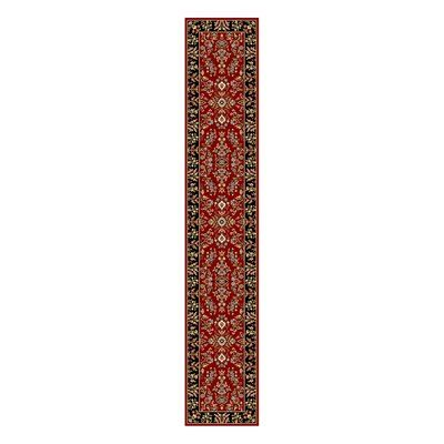Safavieh LNH331B-2 Lyndhurst Runner, Red