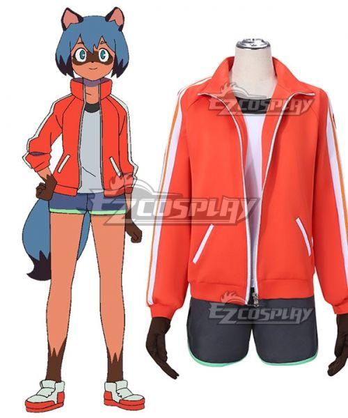 Brand New Animal Bna Michiru Kagemori Cosplay Costume In 2020 Cosplay Costumes Cosplay Outfits Anime Cosplay Costumes