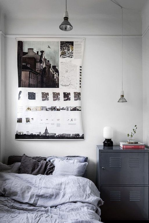 30 Cool And Cozy Bedroom Interior Design For Men Bedroom Decor