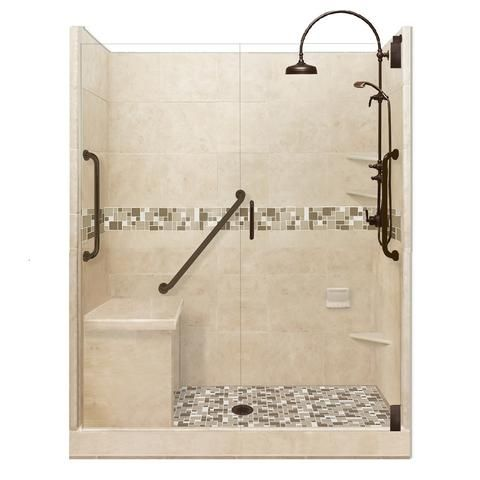 Freedom Industrial Collection Newport Neo Shower Kit Shower Kits
