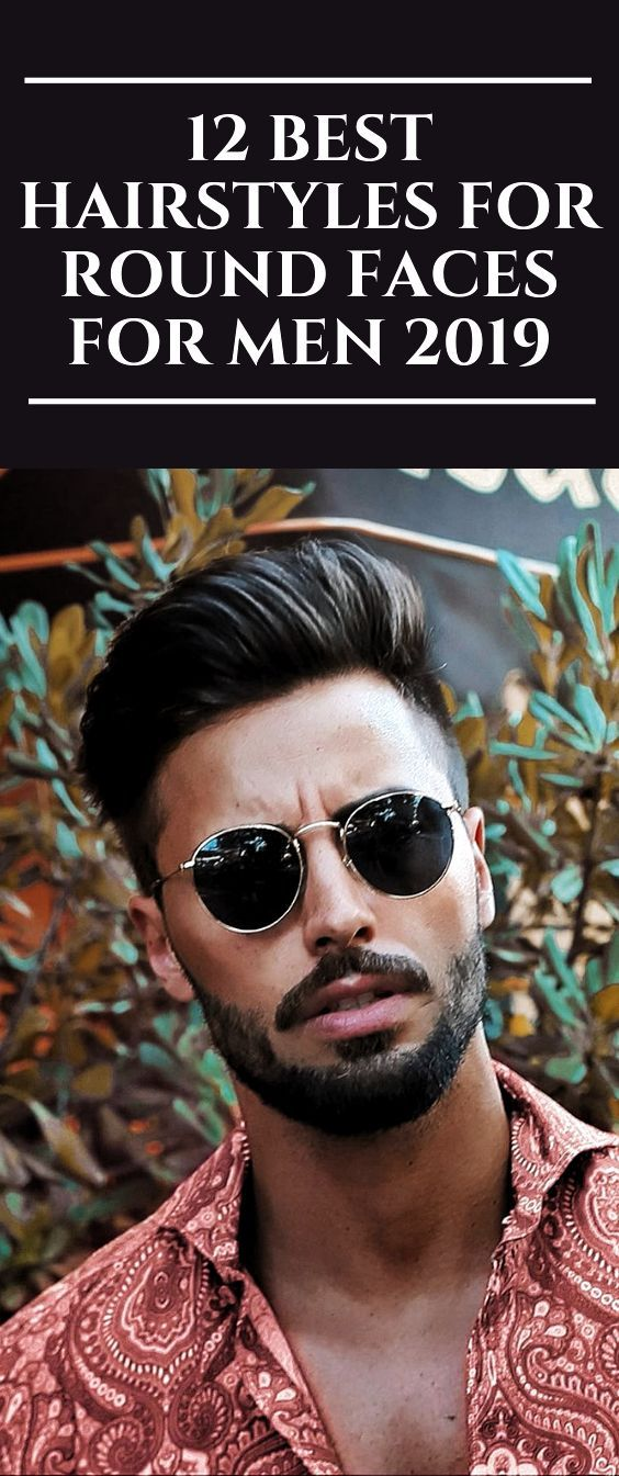 Hairstyle Erkek 2019 Kisa In 2020 Round Face Men Hairstyles For Round Faces Cool Hairstyles