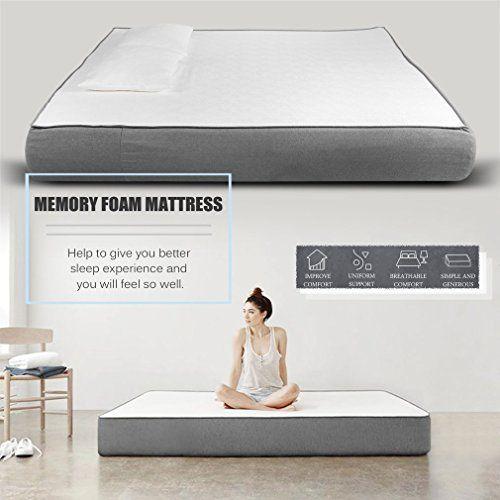 Holarose 12 Inch Memory Foam Mattressm Improve Your Sleep Comfort