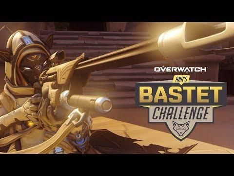 How To Earn Twitch Drops Anas Bastet Challenge Overwatch Overwatch Bastet Challenges