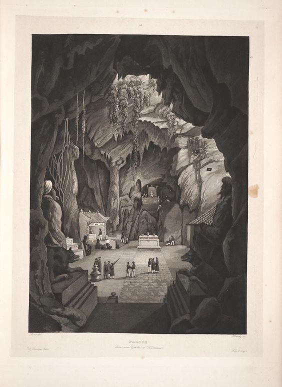 Album - Voyage autour du monde par les mers de'lInde et de Chine exécuté sur la corvette de'létat la Favorite pendant les années 1830, 1831 ...