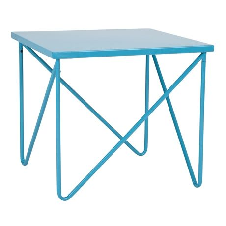 Vienna Accent Table Blue