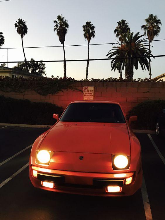 Porsche944 1985.5