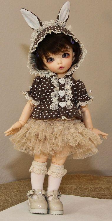 dollshousedropin:  LittleFee Ante (by thepeachpeddler)