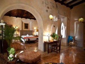 recorrido por las haciendas mexicanas , diseño de interiores