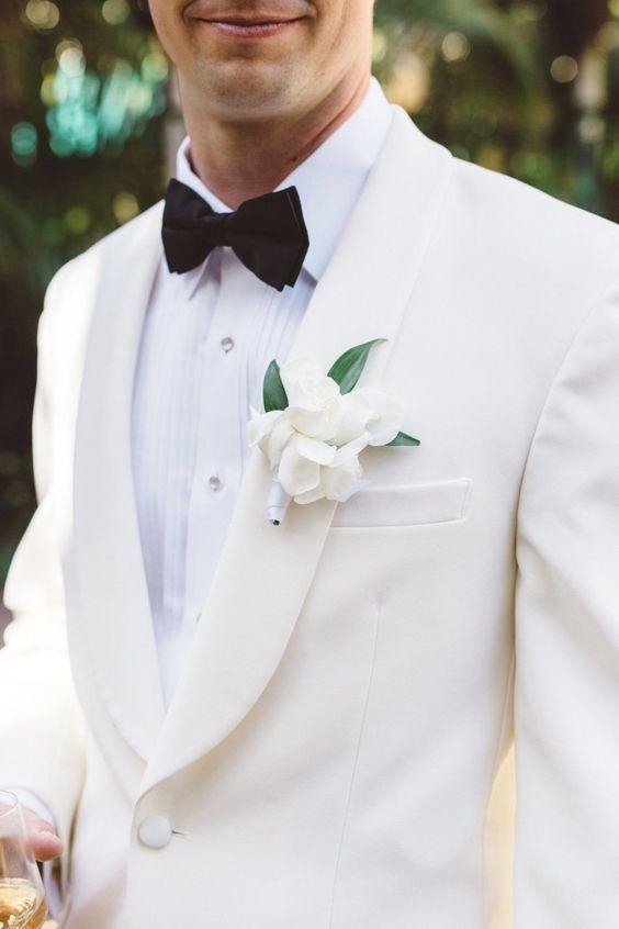 TOP ou FLOP : un costume blanc 1