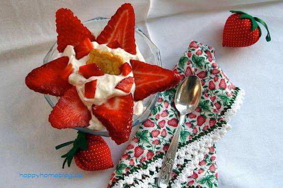 Erdbeertrifle *