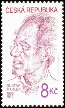 Resultado de imagem para selo de GUSTAV MAHLER