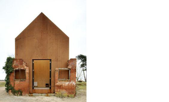 Dovecote Studio | Snape Maltings, 2009 | Haworth Tompkins