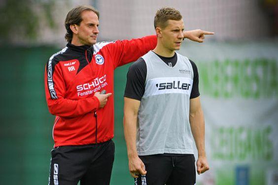 Gespräch mit dem polnischen Neuzugang über seine Rolle im Mittelfeld - am Donnerstag folgt Wellness auf Training - Pokalspiel terminiert +++  Holota hofft auf die Bundesliga - freier Nachmittag für die Spieler