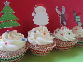 Cupcakes de calabaza y queso