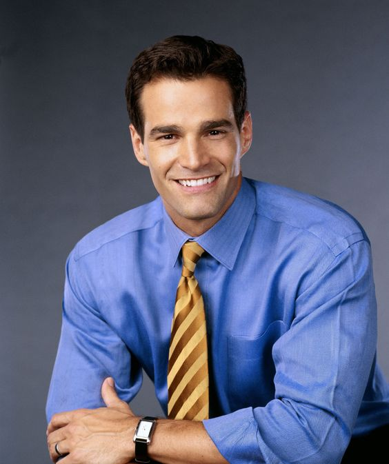 Rob Marciano to Co-Host Entertainment Tonight | Male