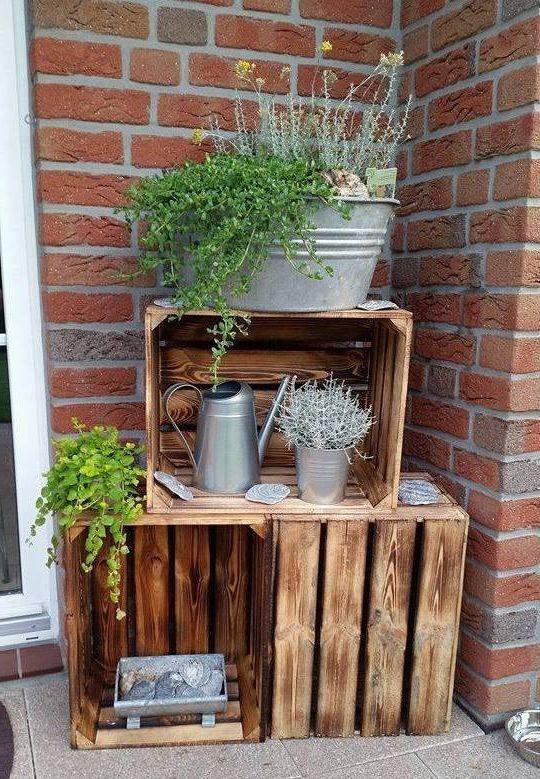 Decorez Votre Interieur Ou Votre Jardin Avec Nos Superbes Caisses