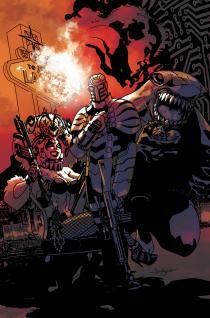 SUICIDE SQUAD #22 | DC Comics