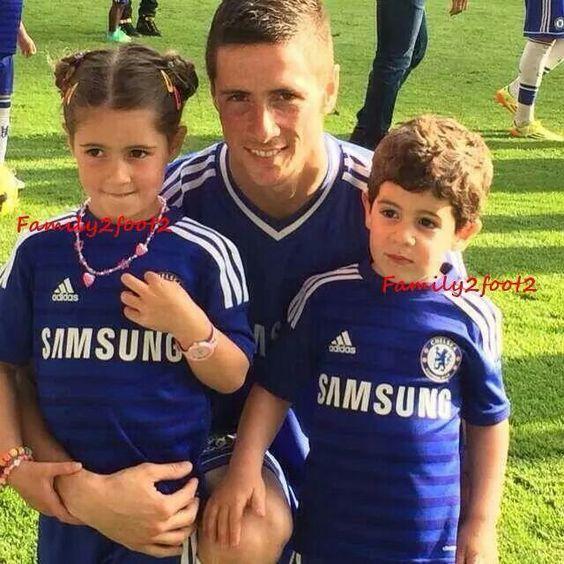Fernando Torres Familie