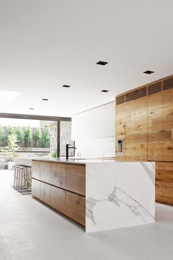 Concrete Eco Kitchen By Martin Steininger | Concrete Kitchen, Concrete And  Kitchens