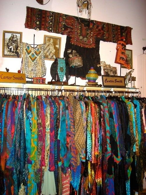 Tree Of Life Silk Rack  LOVE all the colors!