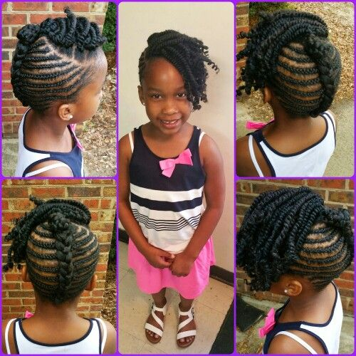 Crochet Hairstyles For Kids : kids crochet grandma s crochet and more shops kid twists style crochet ...