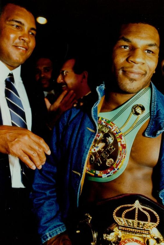 Muhammad Ali as an agent of change...?