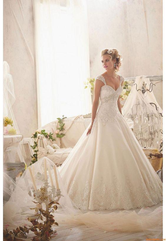 Vestidos de noiva Mori Lee 2609 Mori Lee 2014