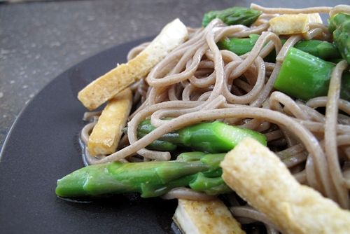 buckwheat_noodles_with_ginger_sesame_dressing | Food Inspiration ...