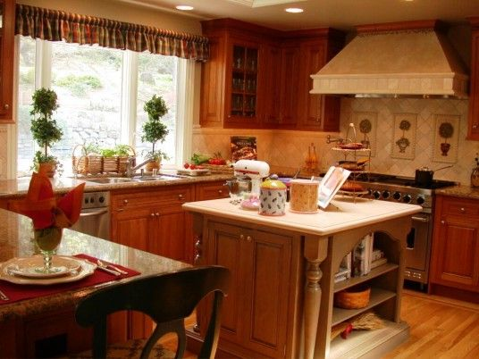 Best Simple Country Kitchen Decorating Kitchen Ideas 400 x 300