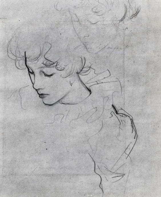John Singer Sargent... | Kai Fine Art