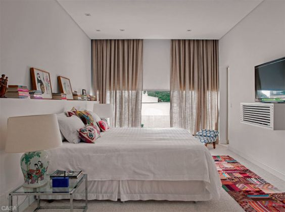 Tipos de cortinas home pinterest rolo - Tipo de cortinas ...