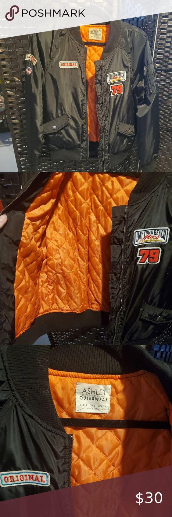 Ashley Outerwear Daytona Beach Black Coat Outerwear Black Coat Stylish Coat [ 1692 x 564 Pixel ]