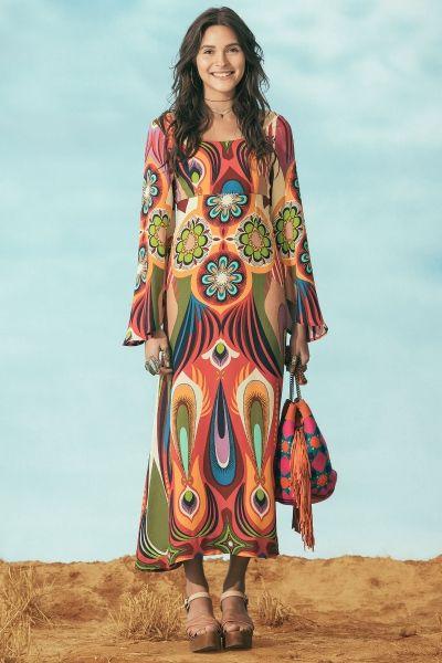 vestido cropped costas barato