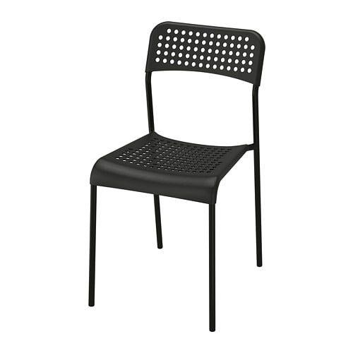 Adde Black Chair Ikea Ikea Chair Ikea Chair