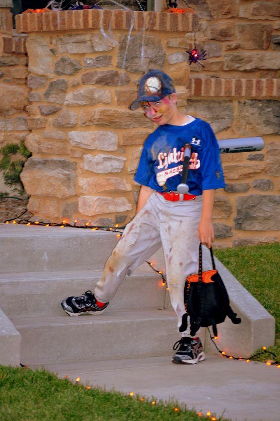 Baseball Zombies And Baseball Players On Pinterest