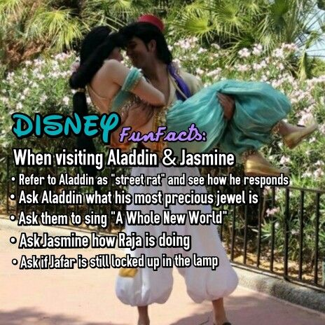 Correction: They can't sing though. Please don't ask them to. Disneyland fact