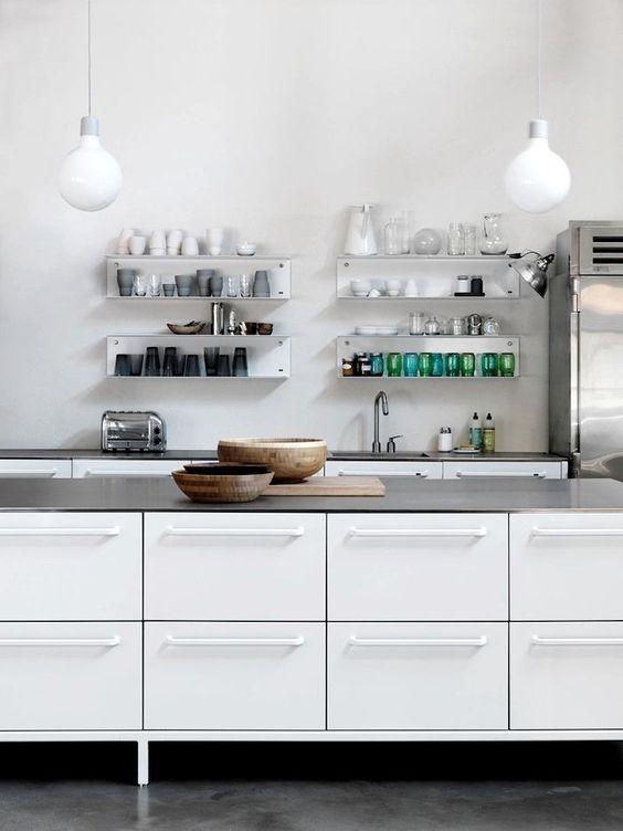 vipp kitchen - hamptons