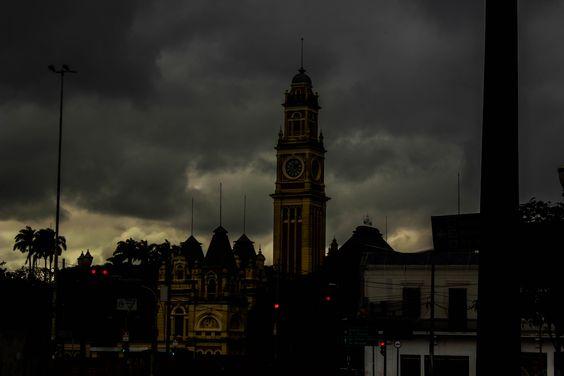 A tempestade se aproxima... =D